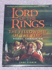 """  The Fellowship of the Ring: Visual Companion "" Signed 1st Edition"