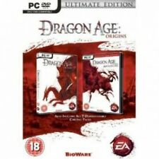 Dragon Age Origins ULTIMATE EDITION GIOCO PC NUOVO DI ZECCA