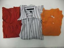 (3) Assorted Tops Blouses Shirts Banana Republic Express Lacoste Womens Small