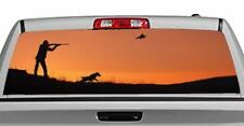 Truck Rear Window Decal Graphic [Hunting / Last Light] 20x65in DC00303