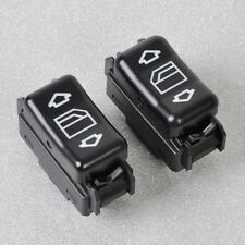 Left & Right Master Control Power Window Switch For Mercedes Benz W124 W126 W201