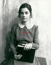 Photo argentique Geneviève Bujold livre Lelouch cinéma film