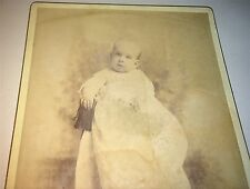 Rare Antique American Famous Ford Family Los Angeles, CA Cabinet Card Photo!