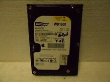 Western Digital WD1600JB-40GVC0 160 GB 7200 RPM 3.5In IDE Internal Hard Drive