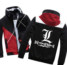 2014 New Styel  Anime Death Note Clothing  Cosplay Sweater Hoodie Unisex X.