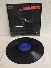 Earl Hines - Same | REGAL 1963 | VG+ / VG | Jazz Piano | Cleaned Vinyl LP