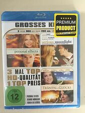 BluRay 3 Filme Personal Effects / Serious Moonlight / Tränen des Glücks
