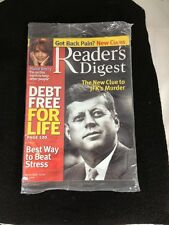 Readers Digest Halle Berry March 2005 Mint Still In Original Plastic Bag