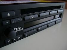 ORIGINALE BMW Business II CD Radio e36, e36 e38 e34 e30 z3, 3er NUOVO & OVP!