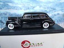1/43 Esval Models 1941 Packard 1807 Passenger Limousine