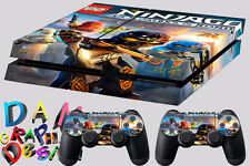 ninja ps4 skin sticker playstation #b2 anime minecraft batman ryas vs akeno lego