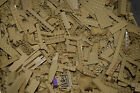 ☀️100 TAN LEGO PIECES FROM HUGE BULK LOT BRICKS PARTS RANDOM NO MINIFIGURES