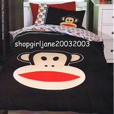 Paul Frank 〠 Large Julius 〠 Single/US Twin Bed Quilt Doona Duvet Cover Set