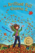 The Brilliant Fall of Gianna Z.-ExLibrary