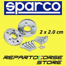 DISTANZIALI SPARCO 20mm MINI ONE, COOPER, CLUBMAN, S, D, R55, R56, R57