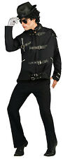 Adult Michael Jackson Deluxe Bad Buckle Costume Jacket Size Small 34-36