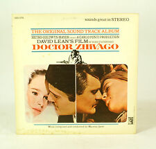 Doctor Zhivago  LP Vinyl Record Album
