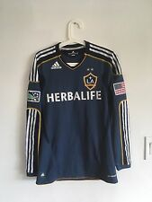 2012-13 LA GALAXY AWAY LS FORMOTION PLAYER ISSUE SHIRT SIZE S