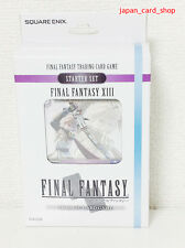 24369 Final Fantasy Trading Card Game  Starter Set Final Fantasy XIII