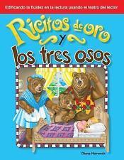 Building Fluency Through Reader's Theater: Ricitos de Oro y los Tres Osos by...