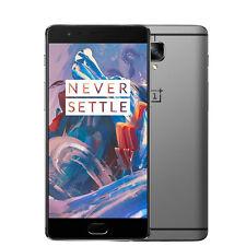 NEU OnePlus 3 A3000 4G LTE 64GB Dual Sim Simlockfrei  (Ohne 800MHZ) - Schwarz