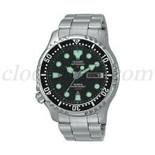 Citizen Promaster Aqualand Automatic Sub NY0040-50E Diver's 20bar Men Mares