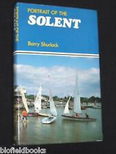 Portrait of The Solent-Barry Shurlock-UK Coast-1983-1st, English County History