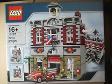 LEGO 10197 Fire Brigade - New Sealed Box - Retired