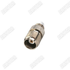 10x TNC Jack Female to FME Jack straight RF Coaxial adapter