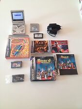 Lotto Nintendo Game Boy Advance Gba Ags 101 Tribal Edition Pokemon Argento