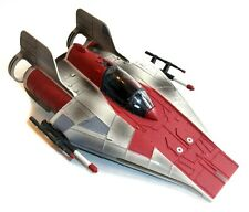 STAR WARS Original Trilogy A WING fighter ship vehicle for  figures VERY NICE