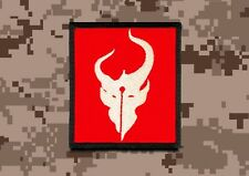 Demon Hunter NAVY SEAL VI Team 6 NSWDG  Red Team Patch DEVGRU  Zero Dark Thirty