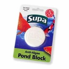 Supa Anti Algae Block Garden Koi Pond Dirty Green Water Clear Treatment 25G