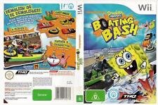 Spongebob Squarepants, Boating Bash - Nintendo Wii
