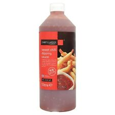CHEFS LARDER SWEET CHILLI DIPPING SAUCE 1 LITRE