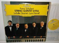 2531 209 Schubert String Quintet D.956 La Salle Quartet Lynn Harrell