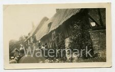 1928 photo Ann Hathaway Cottage England UK   FF55