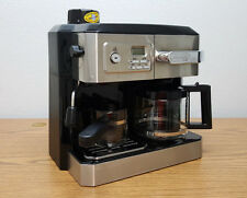Delonghi BCO330T Combination Drip Coffee Espresso Latte and Cappuccino Maker