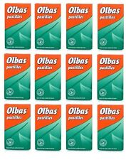 Olbas Pastilles 45g Clears The Head Soothes The Throat - 12 Pack