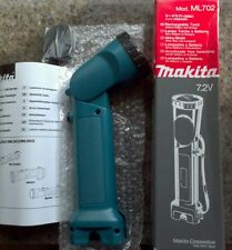 Makita ml702 7.2v Torcia ricaricabile