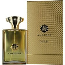 Amouage Gold Men's Cologne - 3.3 / 3.4 oz / 100ml Eau De Parfum Spray New In Box