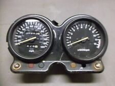 1988 to 2003 Suzuki GS500E Instrument Panel