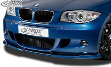 BMW E81 / E87 (M package) - Front splitter Vario