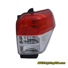 TYC NSF Right Side Tail Light Lamp Assembly for Toyota 4Runner 2010-2013 Chrome