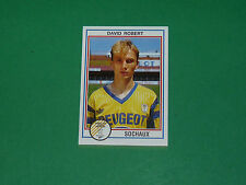 N°218 DAVID ROBERT FC SOCHAUX MONTBELIARD FCSM PANINI FOOT 93 FOOTBALL 1992-1993
