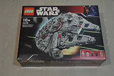 Lego Star Wars 10179 Millennium Falcon Retired UCS BRAND NEW Factory SEALED