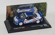 1/43 Peugeot 307 WRC  Patrick Henry - Rallye Criterium des Cevennes 2007