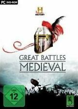 Great Battles Medieval BRANDNEU