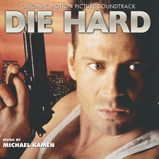 DIE HARD - 2CD COMPLETE SCORE - LIMITED 3000 - OOP - MICHAEL KAMEN