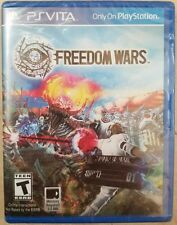 NEW Sealed Freedom Wars for Sony PlayStation PS Vita Video Game